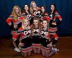 12 CHS Cheerleader Seniors