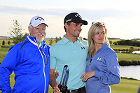 Haydn Porteous (RSA) winner of the D+D Real Czech Masters at the Albatross Golf Resort, Prague, Czech Rep. 03/09/2017<br /> Picture: Golffile | Thos Caffrey<br /> <br /> <br /> All photo usage must carry mandatory copyright credit     (&copy; Golffile | Thos Caffrey)