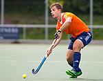 DEN HAAG - Tristan Algera, tijdens de trainingswedstrijd Nederland-Argentinie (1-2). COPYRIGHT KOEN SUYK