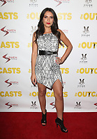 WESTWOOD, CA - April 13: Bella Popa, At Premiere Of Swen Group's &quot;The Outcasts&quot; At The Landmark Regent  In California on April 13, 2017. <br /> CAP/MPIFS<br /> &copy;MPIFS/Capital Pictures