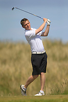 Geoff Lenehan (Portmarnock) during the 4th round of the East of Ireland Amateur Open Championship 2013 Co Louth Golf club 3/6/13<br /> Picture:  Thos Caffrey / www.golffile.ie