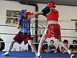 Jordan Kenny Tredagh boxing club and Remy Holden East Meath Boxing club. Photo:Colin Bell/pressphotos.ie