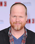 Joss Whedon at The World Premiere of Marvel's Iron Man 3 held at The El CapitanTheatre in Hollywood, California on April 24,2013                                                                   Copyright 2013 Hollywood Press Agency