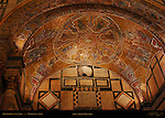 Apse Arch Mosaics Baptistry of San Giovanni Florence