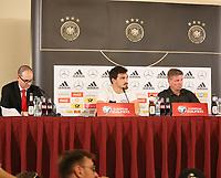Mats Hummels (Deutschland Germany) - *cs* 31.08.2017: Pressekonferenz Deutschland in Prag, Marriott Hotel