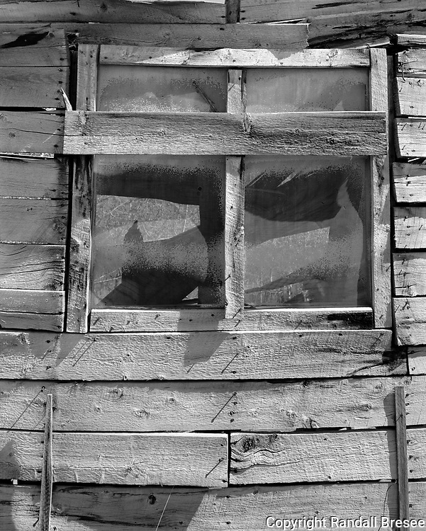 &quot;Abandoned Building in Silver City&quot; Yukon Territory, Canada <br />