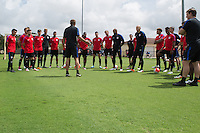 USMNT Training, May 17, 2016