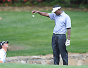 VIJAY SINGH, during the second round of the Quail Hollow Championship, on May 1, 2009 in Charlotte, NC.
