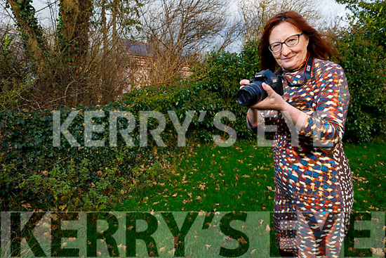 Annette O'Donoghue of Castleisland, who photograph has made the front page of the RTE 2020 Calendar