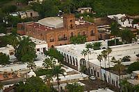 Paisaje o vista de el pueblo Alamos Sonora, uno de los llamados Pueblos M&aacute;gicos de Mexico<br /> ** &copy;Foto:Luis Gutierrez/NortePhoto.com Vista de el ayuntamiento de Alamos Sonora, uno de los llamados Pueblos M&aacute;gicos de Mexico<br /> ** &copy;Foto:Luis Gutierrez/NortePhoto.com