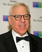 David M. Rubinstein arrives for the formal Artist's Dinner honoring the recipients of the 40th Annual Kennedy Center Honors hosted by United States Secretary of State Rex Tillerson at the US Department of State in Washington, D.C. on Saturday, December 2, 2017. The 2017 honorees are: American dancer and choreographer Carmen de Lavallade; Cuban American singer-songwriter and actress Gloria Estefan; American hip hop artist and entertainment icon LL COOL J; American television writer and producer Norman Lear; and American musician and record producer Lionel Richie.  <br /> Credit: Ron Sachs / Pool via CNP