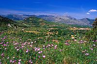 Italy, Sardinia, Nationalpark Gennargentu-Golfo di Orosei: landscape