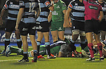 Connacht's Jake Heenan scores his sides first try<br /> Guiness Pro12<br /> Cardiff Blue v Connacht<br /> BT Sport Cardiff Arms Park<br /> 06.03.15<br /> &copy;Ian Cook -SPORTINGWALES