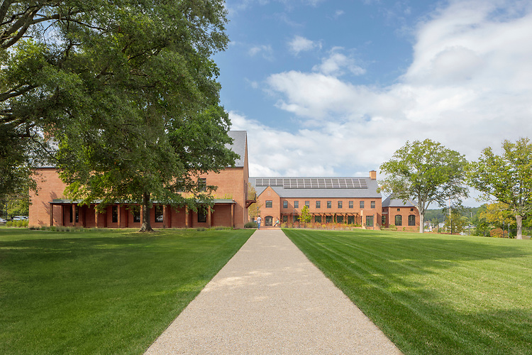 St. Mary's College of Maryland Anne Arundel Hall | SmithGroupJJR St. Mary's College of Maryland Anne Arundel Hall | SmithGroupJJR