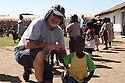 . Stevenage FC Community Project, Nakuru, Kenya - 29th May, 2013. © Kevin Coleman 2013. ..