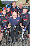 "CYCLE CHALLENGE: Members of the Tralee based cycling club ""The chain gang"" who have organised a 110-kilometre cycling event for September 19th which will take in Conor Pass. From l-r: Brenda Crowley, Paul Byrne, Anthony O'Halloran, George Poff, Brendan Farmer and Michael Ryle."