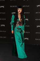 Asia Chow attends 2018 LACMA Art + Film Gala at LACMA on November 3, 2018 in Los Angeles, California.    <br /> CAP/MPI/IS<br /> &copy;IS/MPI/Capital Pictures
