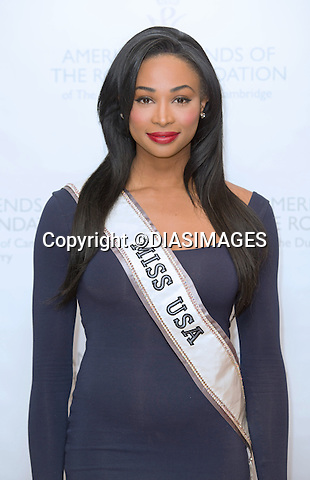 "MISS USA, NANA MERIWETHER.attends fund raiser dinner for the Foundation of the Duke and Duches of Cambridge and Prince Harry at the Four Season Restaurant, New York_14/05/2103.Prince Harry is on a week long USA visit the includes Washington, Denver, Colorado Springs, New Jersey, New York and Conneticut..Mandatory credit photo: ©DIASIMAGES..NO UK USE UNTIL 13/5/2013.(Failure to credit will incur a surcharge of 100% of reproduction fees)..**ALL FEES PAYABLE TO: ""NEWSPIX  INTERNATIONAL""**..Newspix International, 31 Chinnery Hill, Bishop's Stortford, ENGLAND CM23 3PS.Tel:+441279 324672.Fax: +441279656877.Mobile:  07775681153.e-mail: info@newspixinternational.co.uk"