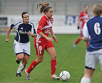2011-11-11 Rassing Harelbeke - Standard Fémina
