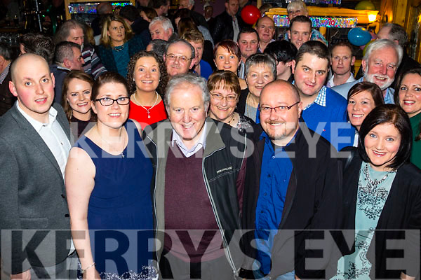 69 still<br /> ---------<br /> JJ Jones, Currow, front centre, had a great night in Hughes celebrating his 70th birthday along with many friends and family.