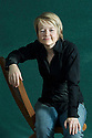 Sarah Waters,novelist ,wrte Tipping The Velvet and The Night Watch. Nominated for the 2006 Booker Prize. CREDIT Geraint Lewis