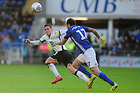 Connor Roberts of Swansea City in action during the Sky Bet Championship match between Cardiff City and Swansea City at the Cardiff City Stadium in Cardiff, Wales, UK. Sunday 12 January 2020