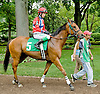 Unconditional Resq before The International Ladies Fegentri race at Delaware Park on 6/11/12