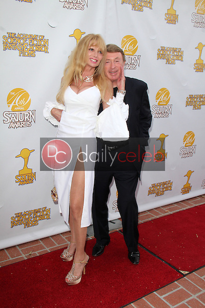 Laurene Landon, Larry Cohen<br />
