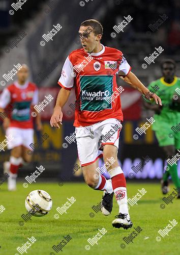 2011-10-15 / Voetbal / seizoen 2011-2012 / R. Antwerp FC / Benjamin Lambot..Foto: Mpics