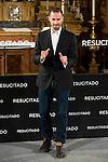 """British actor Joseph Fiennes during the presentation of the film """"Resucitado"""" at the church of San Antonio de los Alemanes in Madrid, March 16, 2016. (ALTERPHOTOS/BorjaB.Hojas)"""