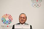 Mitsunori Torihara, MARCH 7, 2013 : Mitsunori Torihara attends a Press conference about presentations of Tokyo 2020 bid Committee in Tokyo, Japan. (Photo by Yusuke Nakanishi/AFLO SPORT).