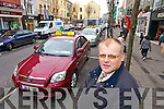 Tralee Taxi Driver Kevin Finn part of the National Executive Taxi Review Group.