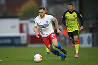 Ben House of Dagenham and Redbridge during Dagenham & Redbridge vs Aldershot Town, Vanarama National League Football at the Chigwell Construction Stadium on 16th November 2019