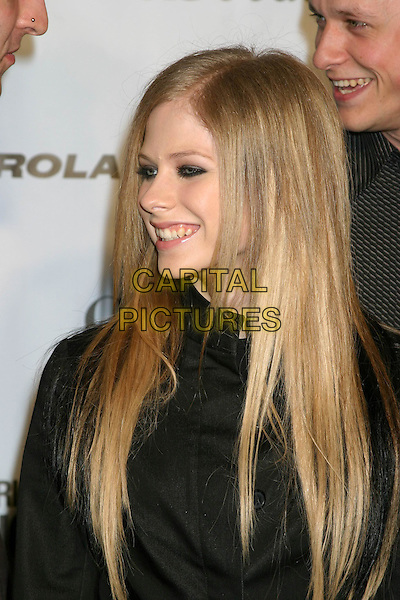 AVRIL LAVIGNE.Conde' Nast Media Group Presents Fashion Rocks 2004   Radio City Music Hall in New York City..September 8, 2004 .headshot, portrait.www.capitalpictures.com.sales@capitalpictures.com.© Capital Pictures