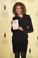 Cynthia Bond<br /> arrives for the Baileys Women's Prize for Fiction 2016, Royal Festival Hall, London.<br /> <br /> <br /> ©Ash Knotek  D3131  08/06/2016