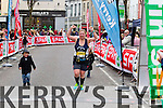 Maureen Keenan, 1245 who took part in the 2015 Kerry's Eye Tralee International Marathon Tralee on Sunday.