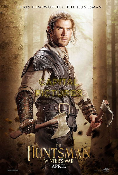 The Huntsman Winter's War (2016) <br /> POSTER ART<br /> *Filmstill - Editorial Use Only*<br /> CAP/KFS<br /> Image supplied by Capital Pictures