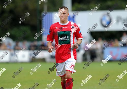 2012-09-01 / Voetbal / seizoen 2012-2013 / R. Antwerp FC / Luke Giverin..Foto: Mpics.be