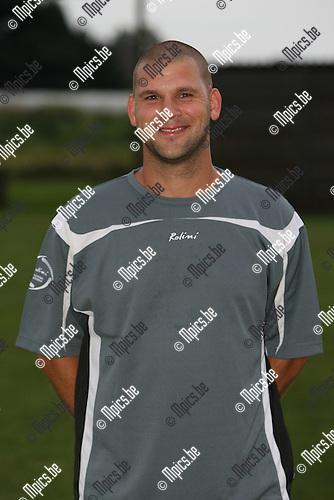 2008-09-07 / Voetbal / RH Sportief / Benny Machiels..Foto: Maarten Straetemans (SMB)