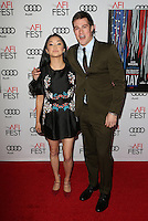 "17 November 2016 -  Hollywood, California - Lana Condor, Jake Picking. AFI FEST 2016 - Closing Gala - Premiere Of ""Patriot's Day"" held at The TCL Chinese Theatre. Photo Credit: AdMedia"