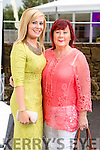Stacey and Marguerite O'Leary, (Kilcummin, Killarney), pictured at the Rose of Tralee Fashion Show on Sunday night last held in the Dome, Tralee.
