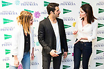 Laura Escanes, Antonio Velazquez and Dafne Fernandez attends to the photocell of the Spring of El Corte Ingles in Madrid. March 21, 2017. (ALTERPHOTOS/Borja B.Hojas)