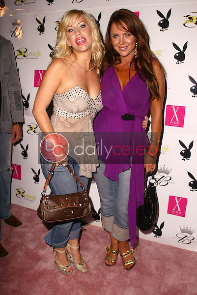 Shannon Malone and Mishel Thorpe<br /> at the Playboy July 2005 Issue Release Party for Cover Model Joanna Krupa, Montmartre Lounge, Hollywood, CA 06-15-05<br /> David Edwards/DailyCeleb.Com 818-249-4998
