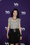 Defiance's Jaime Murray at the Syfy Upfront 2012 on April 24, 2012 at the American Museum of Natural History, New York City  (Photo by Sue Coflin/Max Photos)
