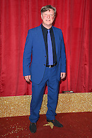 Ian Mercer<br /> arrives for the British Soap Awards 2016 at Hackney Empire, London.<br /> <br /> <br /> &copy;Ash Knotek  D3124  28/05/2016