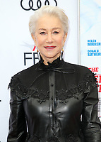 12 November 2017 - Hollywood, California - Helen Mirren. &quot;The Leisure Seeker&quot; AFI FEST 2017 Screening held at at the Egyptian Theatre.<br /> CAP/ADM/FS<br /> &copy;FS/ADM/Capital Pictures
