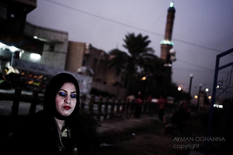 Baghdad, Iraq  : Thur 3rd Dec 2009 :....Ayman Oghanna For The Guardian