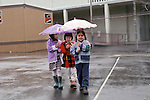 Berkeley CA Kindergarten student with strong personality leading friends on school playground