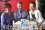 Preparing for the East Kerry Roots Festival and the Brosnan Clan Gathering. <br /> L-R Joan Holland (treasurer), Padraig Brosnan Killarney and Marie O'Sullivan (PRO of  East Kerry Roots Festival).