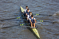 Crew: 57  ISI (C)  Isis BC (L Robinson)  4+ Acad Champ<br /> <br /> Fours Head of the River 2018<br /> <br /> To purchase this photo, or to see pricing information for Prints and Downloads, click the blue 'Add to Cart' button at the top-right of the page.